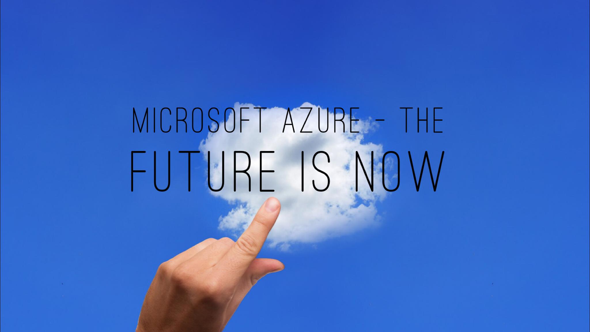 Azure z senetic to świetny produkt i najlepsze wsparcie.